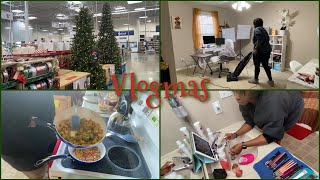 VLOGMAS 2020 #1 | Cooking, Shopping, Cleaning & MORE! | Naomi Onlae