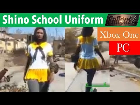 Fallout 4 School Uniform