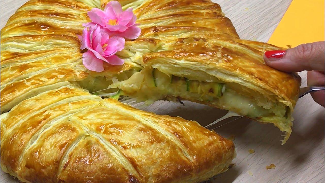 TORTA RUSTICA UOVO DI PASQUA ricetta facile e veloce EASTER RUSTIC CAKE - Tutti a Tavola