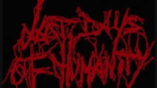 Last Days of Humanity - Blood Splattered Chainsaw Slaughter