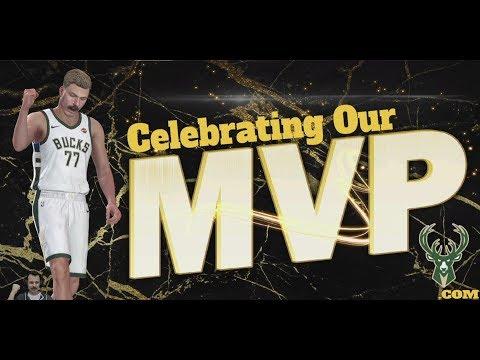 MVP! MVP! MVP! (NBA 2K18 My Career Ep26)