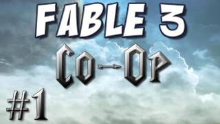 Yogscast - Fable 3: Co-op Part 1
