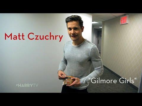 #ToastToss with Gilmore Girls' Matt Czuchry