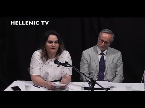 Lobby for Cyprus 13.7.16 Refugee Voices Τheatro Technis