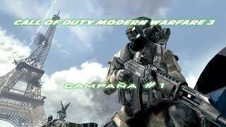 Call Of Duty Modern Warfare 3 campaña #1