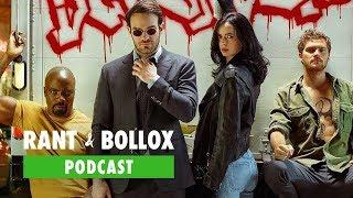 So...The Defenders - Rant & Bollox Film Podcast (2!)
