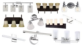 Top 10 Best Rated & Best Selling Bathroom Vanity Lights With Price 2019