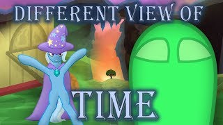 Different View Of Time PMV MLP Animation