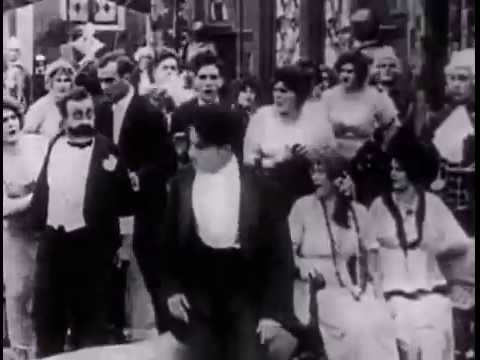 Charlie Chaplin Comedy Theater - 1960's Narration - Tillie's Punctured Romance