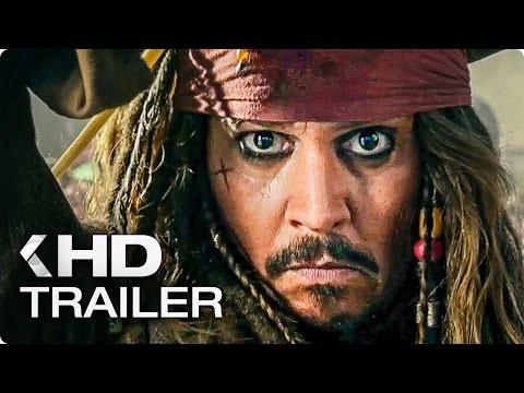 PIRATES OF THE CARIBBEAN: Dead Men Tell No Tales Featurette & Trailer (2017)