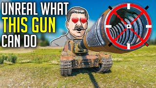 world of Tanks  ISU-152 Gameplay Review - TROLL CANNON!