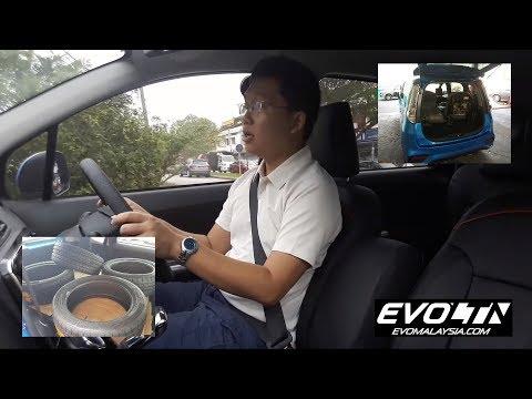 2018 Perodua Alza 1.5 Advanced Review   EvoMalaysia.com