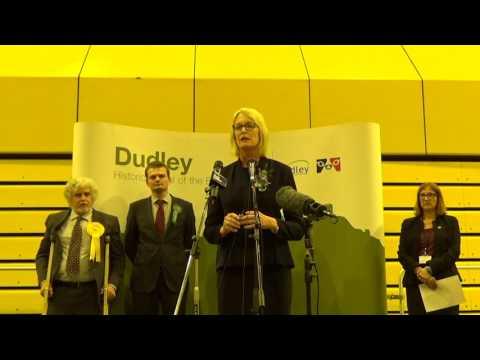 Stourbridge - General Election Declaration