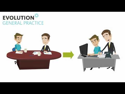 Evolution General Practice - Animated