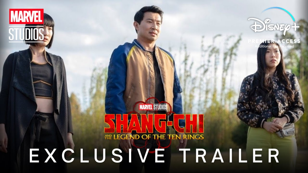 Marvel Studios' Shang-Chi and the Legend of the Ten Rings (2021)   EXCLUSIVE TRAILER   Disney+ - YouTube