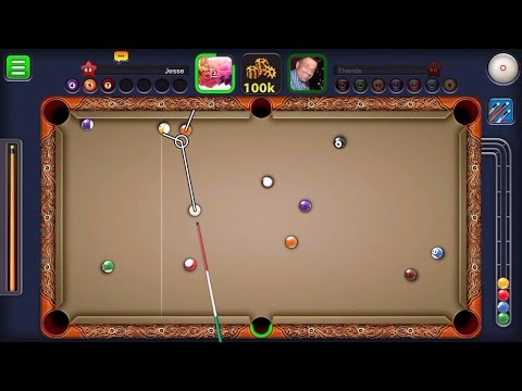8 Ball Pool - Jakarta with Country Cue