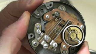 How a rotary dial works