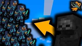NAJWIĘKSZA MASÓWKA? BOSSY NA Minecraft XLajtHC