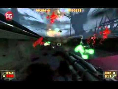 Painkiller - Necrogenesys (Уровень 9 - Мост, Level 9 - Bridge)