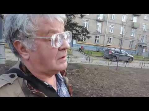 Москва Улицы Гиляровского и Трифоновская - 24 марта 2014