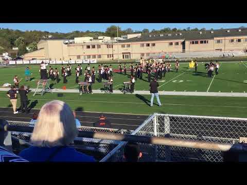 Wheelersburg High School Marching Band Dawson Bryant Competition