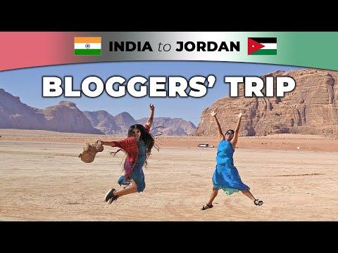Trailer: Musafir Dil Jordan 😍 Travel Bloggers from India