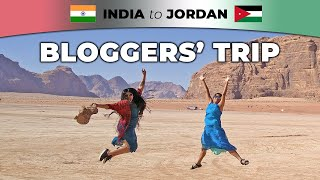 Trailer: #MusafirDilJordan 😍 Travel Bloggers from India