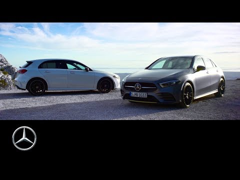 The new Mercedes-Benz A-Class 2018: World Premiere | Trailer
