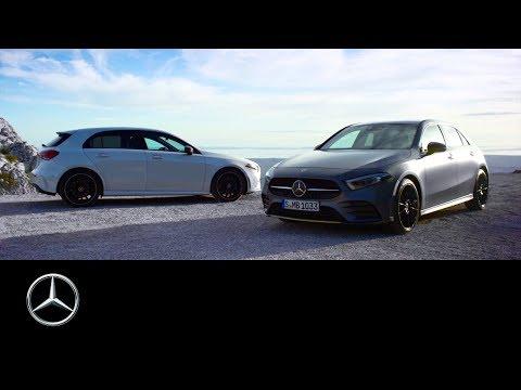 The new Mercedes-Benz A-Class 2018: World Premiere   Trailer