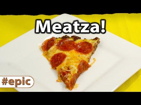 Meatza! | Epic Dinners | Caveman Keto