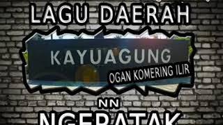 Lagu daerah kayu agung sumatra selatan