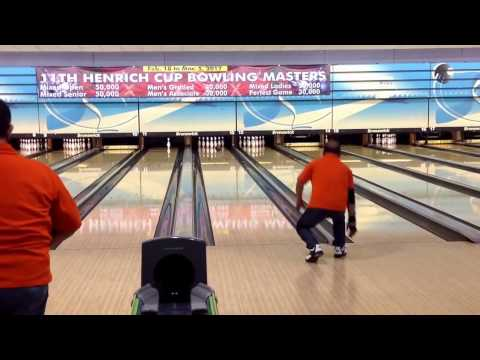 11th Henrich Cup Bowling Masters Men's Associate Master