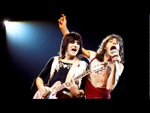 The Rolling Stones feat. Eric Clapton - Sympathy For The Devil, Live 1975 Keith Richards on Bass