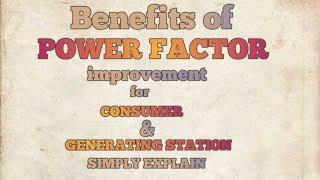 Power factor advantages (HINDI)