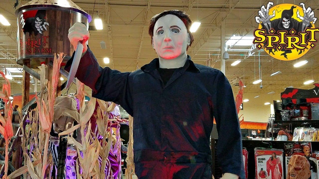 Spirithalloween Halloween Michaelmyers