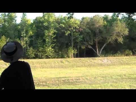 Texas Army Trail Sunday Doubles Part 2- 7/10/2011 Disc Golf Mini