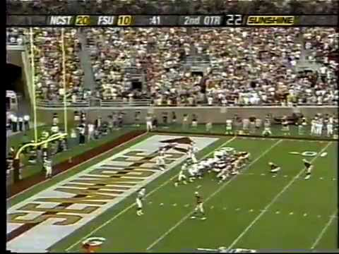 2003 N C State vs Florida State part 1