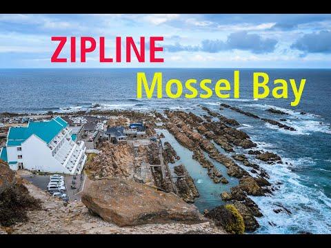 Zipline Preview - Mossel Bay