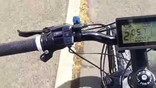 Very Fast Electric bike 1000w 48v DBR Diamondback Ridge Mountain eBike