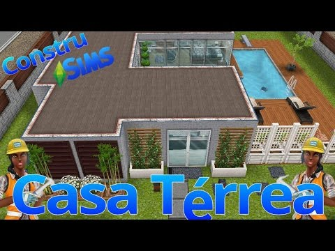 Sugest es de inscritos casa t rrea the sims freeplay for Casa de diseno the sims freeplay