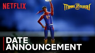 Download Minnal Murali | Date Announcement | Tovino Thomas | Basil Joseph | Sophia Paul | Netflix India