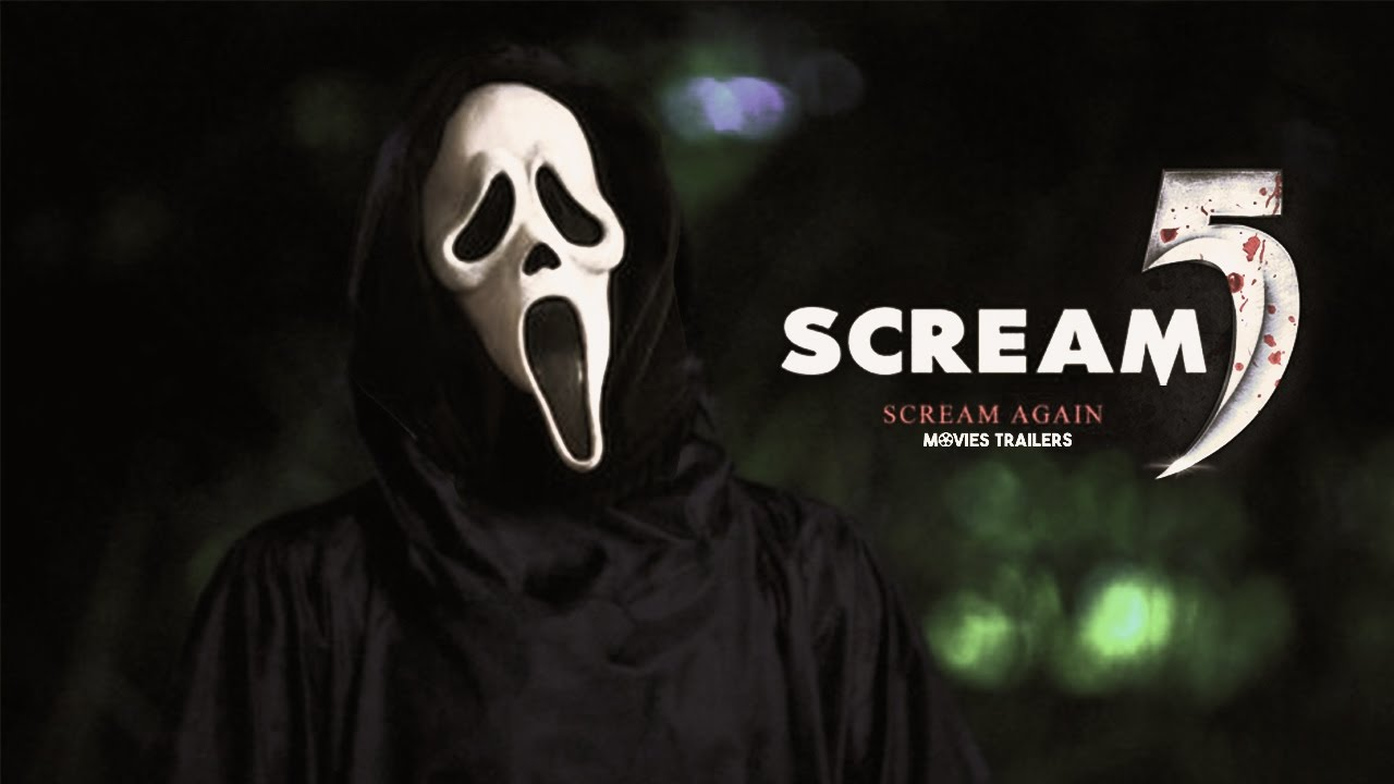 Scream 5 Evidence ! - YouTube