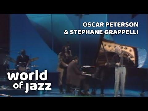 Oscar Peterson Trio With Stephane Grappelli • Grand Gala 1974 • World Of Jazz