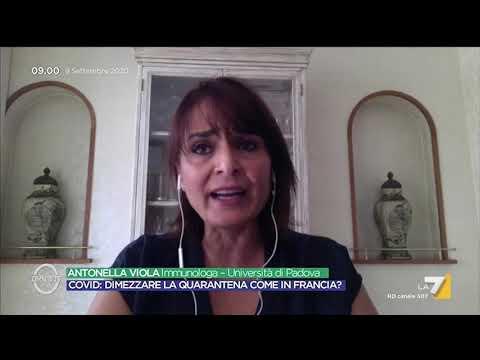 """Vaccino AstraZeneca, Antononella Viola: """"Sperimentazione bloccata? Il sistema di controllo ..."""