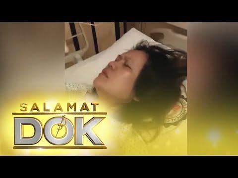 Salamat Dok: Desiree Abugadie Suffers From Trigeminal Neuralgia