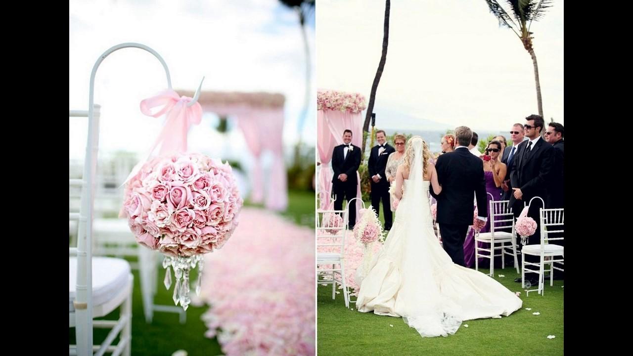 Ideas de decoraci n de boda jard n youtube for Ideas para boda en jardin
