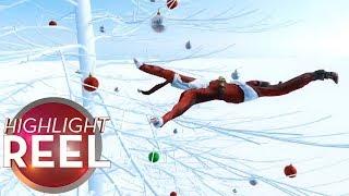 Highlight Reel #408 - Wreckfest Santa Transforms Into Glitchy Nightmare