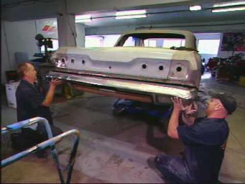 63 Impala rebuild.  Auto Color Matrix