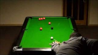 Rich Wharton vs Paul Stelmaszuk, Cambridge Pool Tour 2011 Quarter-Final