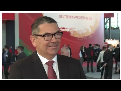 Michael Rüdiger beim Sparkassentag